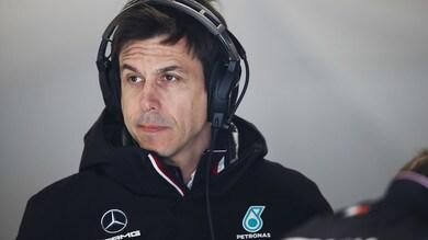 Mercedes conferma il futuro in F1 con Wolff, diverso l'assetto?