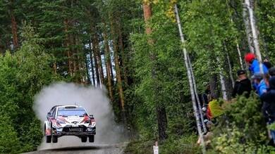 WRC, annullato il Rally di Finlandia