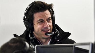 Wolff, Vettel non va escluso tra le opzioni Mercedes