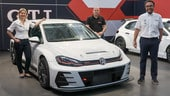 TCR: consegnata l'ultima Golf GTI TCR