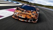 Lamborghini SCV12: FOTO