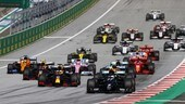 Gran Premio d'Austria, gara FOTO