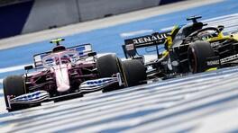 F1, Protesta Renault: sequestrati i condotti dei freni Racing Point