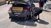 WRC 2021, test gomme Pirelli VIDEO