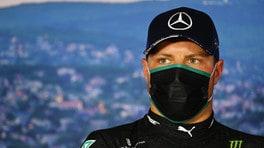 """Gp Ungheria qualifiche, Bottas: """"Con Lewis sarà battaglia fin da curva 1"""""""