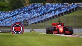 """Gp Ungheria, Vettel: """"Sapevamo che le Mercedes ci avrebbero doppiato"""""""