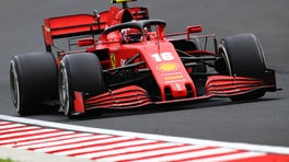 """Gp Ungheria, Leclerc: """"La vettura non era bilanciata e non capisco perchè"""""""