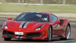 Hot Lap di Riccardo Piergentili: Ferrari 488 Pista