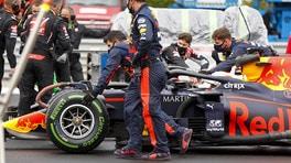 Horner, fuoripista di Verstappen mentre sincronizzava l'ottava