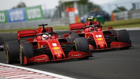Ferrari SF1000, cosa non va VIDEO