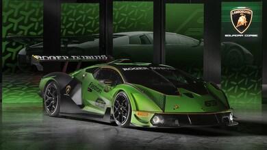 Lamborghini Essenza SCV12, Lambo da pista allo stato puro