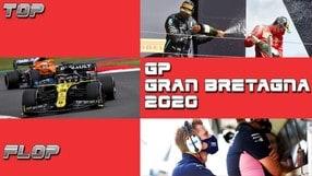 Formula 1 Gp Gran Bretagna: il nostro Top e Flop VIDEO