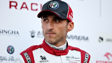 Ufficiale, Robert Kubica alla 24 Ore di Daytona