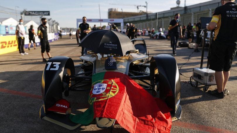 F.E, ePrix Berlino Round 6: Da Costa sbanca la prima al Tempelhof FOTO