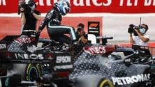 F1 Qualifiche Gp 70° Anniversario, Bottas si prende la pole a Silverstone FOTO