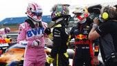 Gp 70° Anniversario qualifiche, Hulkenberg e Ricciardo: attenti a quei due!