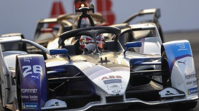 ePrix Berlino Round 8, Guenther e BMW fermano il monologo DS Techeetah