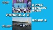 Formula E, ePrix Berlino Round 8: ecco i Top e i Flop VIDEO