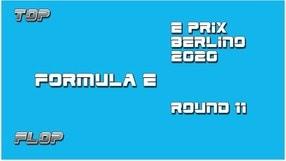 VIDEO ePrix Berlino, Round 11: Top e Flop