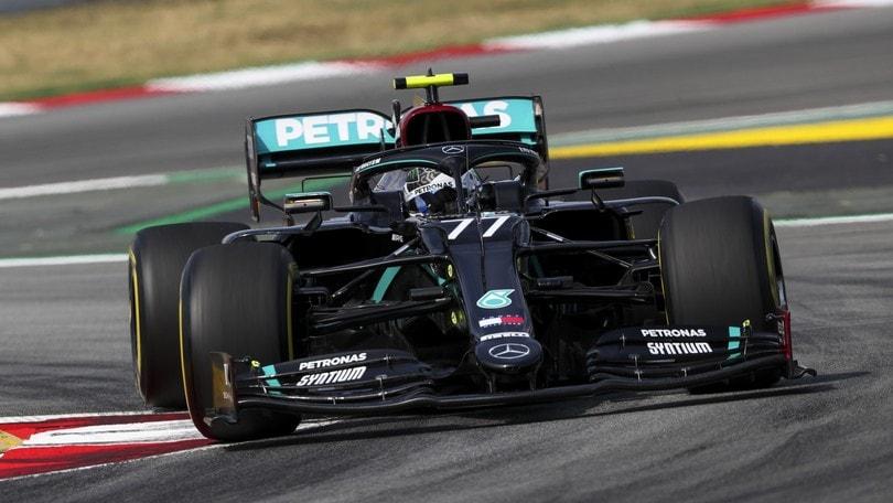 F1 GP Spagna, FP1: le FOTO