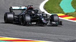 Gp Belgio: Hamilton, altra vittoria! Ferrari entrambe fuori dalla top ten