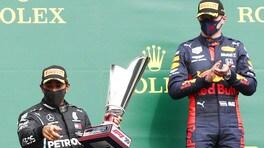 F1 Gp Belgio: Hamilton leader in gara e nel Mondiale con 89 vittorie in carriera FOTO