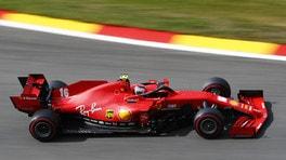 "Gp Belgio, Leclerc: ""Così è veramente brutto"""