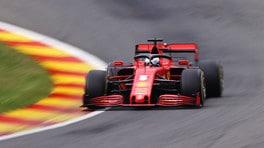 """Gp Belgio, Vettel: """"Solo un problema relativo a Spa? Nì"""""""