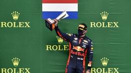 """Gp Belgio, Verstappen: """"Che noia la gara, di più non potevo fare"""""""