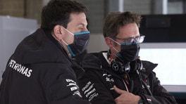 GP Belgio, Wolff solidarizza con i tifosi Ferrari