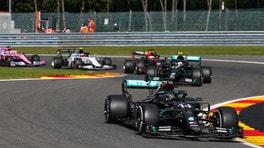 GP Belgio, Hamilton: 'Poca lotta, come i tifosi guarderei solo gli highlights brevi delle gare'