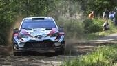 WRC, il mondiale rally riparte dall'Estonia