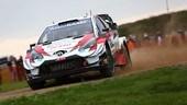 WRC, Rally Estonia: Ogier e Lappi dettano il ritmo