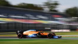 """Gp Italia, Sainz: """"Sfortunati con la safety car, ma felici"""""""