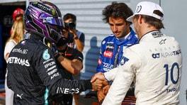 GP Italia, Hamilton: 'Bravo Gasly, ha battuto il team che l'ha scaricato'