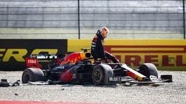 GP Toscana, caos e incidenti: FOTO