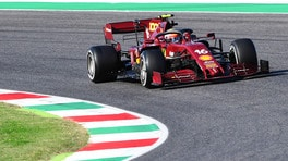 """Gp Toscana, Leclerc guarda avanti: """"Gli aggiornamenti arriveranno"""""""