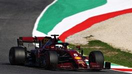 """Gp Toscana, Vettel: """"Non siamo veloci per tanti motivi"""""""