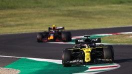 """GP toscana, Ricciardo: """"Eravamo terzi, peccato"""""""