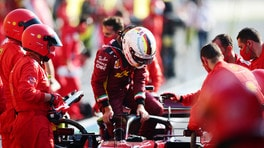 Gp Toscana, i team radio dei piloti Ferrari