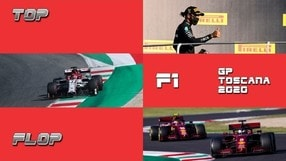 Gp Toscana Ferrari 1000, Top e Flop VIDEO