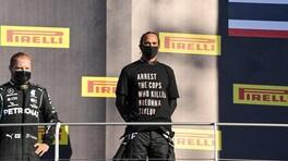 GP Toscana, Hamilton sotto investigazione per la maglietta
