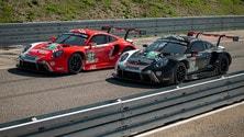 Porsche 911 RSR 24 Ore di Le Mans 2020: foto