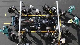 GP Toscana, Mercedes spiega il no alla richiesta di Bottas