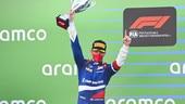 Shwartzman, risultati e duro lavoro per arrivare in F1