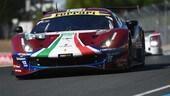 24 Ore di Le Mans, Pier Guidi e Fisichella pronti ad inseguire il successo