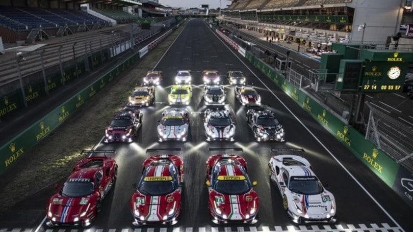 WEC, calendario 2021: sei gare e c'è anche Monza   Autosprint