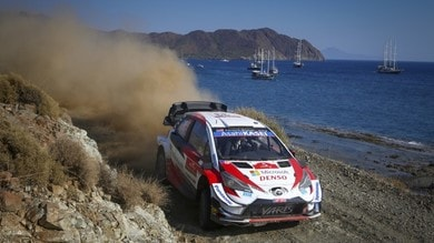 WRC, Evans vince in Turchia