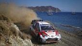 WRC, Evans vince in Turchia