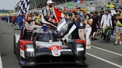 24 Ore Le Mans, Buemi: